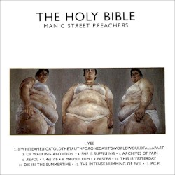 The Holy Bible by Manic Street Preachers