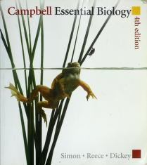 Cover of: Campbell essential biology | Eric J. Simon