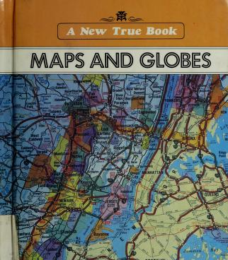 Cover of: Maps and globes | Ray Broekel