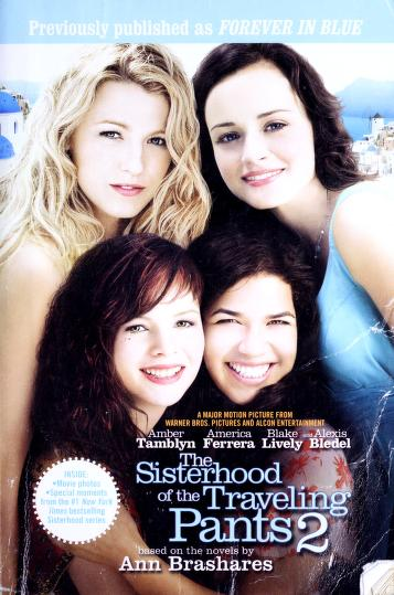 Cover of: The sisterhood of the traveling pants 2 by Ann Brashares